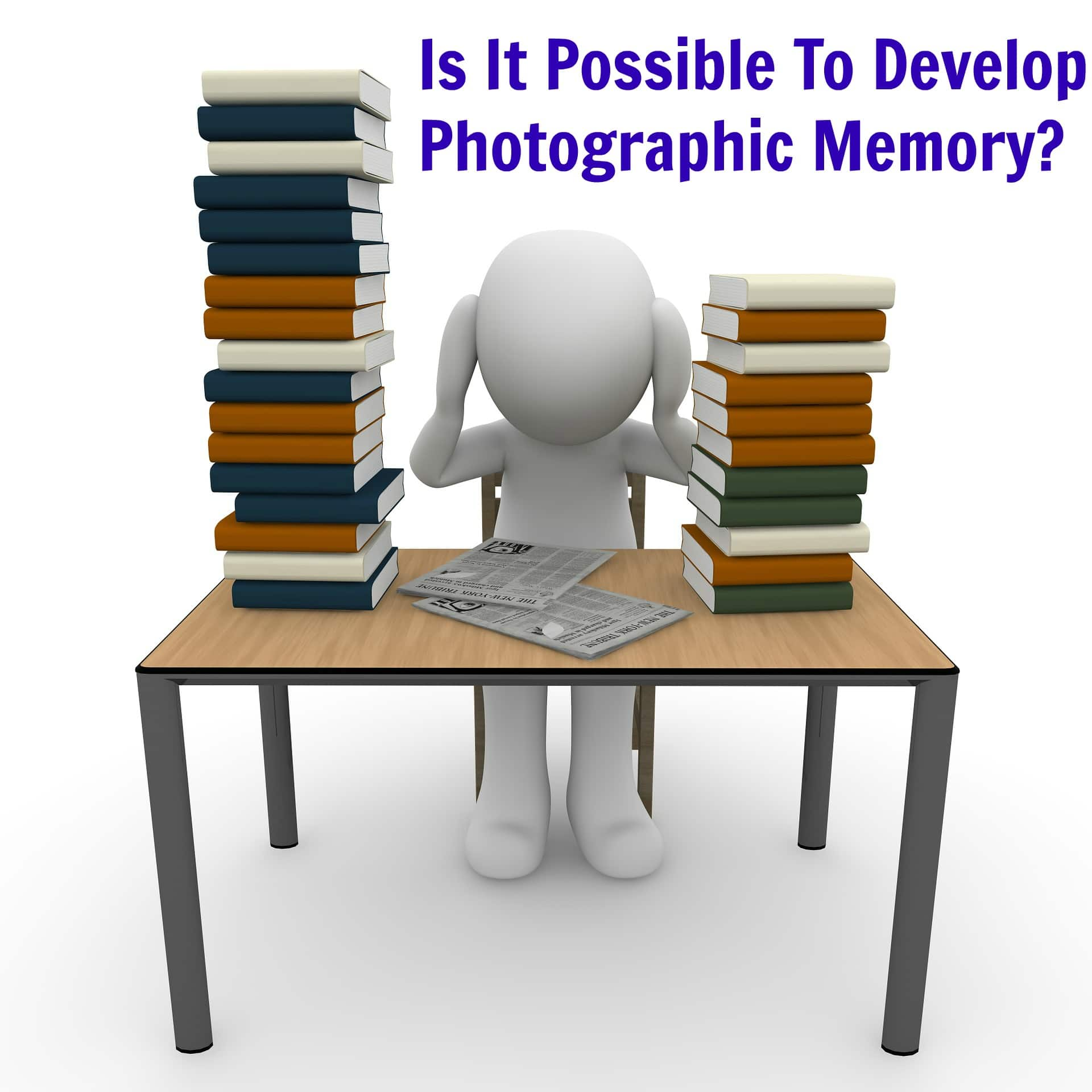 Aphantasia: Develop Your Memory Even If You]